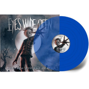 Through Life and Death Blue Vinyl (Pre-order)